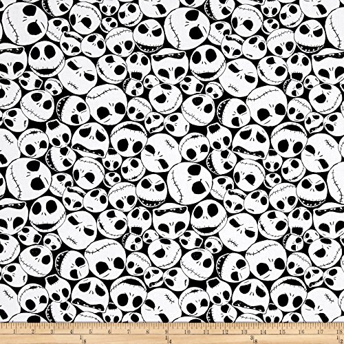 Disney Christmas Fabric By The Yard.Springs Creative Products Disney Nightmare Before Christmas