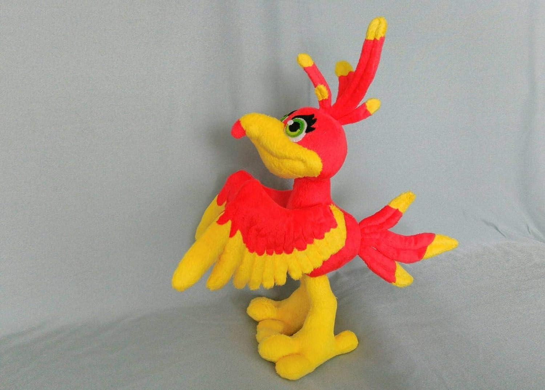 Custom toy inspired by Banjo-Kazooie Isaac made to order 30 cm minky Besides Banjo Waluigi