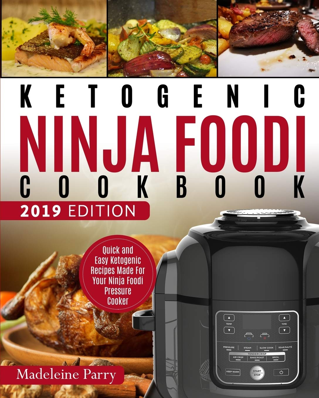 Amazon.com: Ketogenic Ninja Foodi Cookbook: Delicious ...