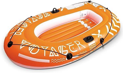 Mondo Toys- Barca Hinchable para Playa O Piscina Voyager 200 ...