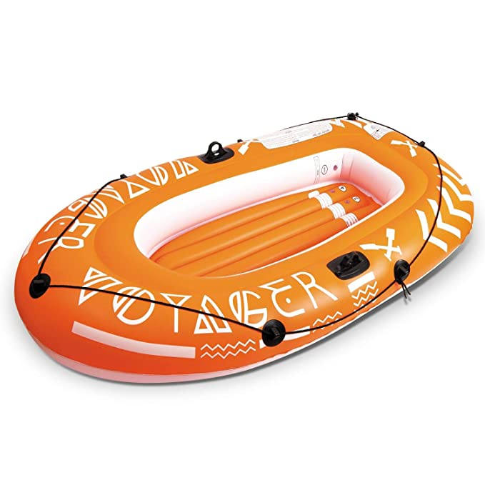 Mondo Toys- Barca Hinchable para Playa O Piscina Voyager 200, (MD ...