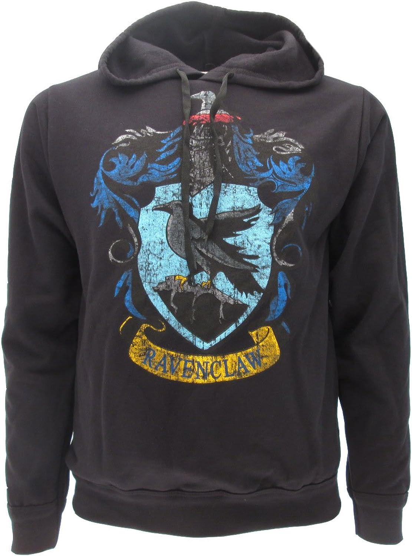 Sudadera con Capucha Hoodie Ravenclaw de Harry Potter - 100% Original y Oficial Warner Bros