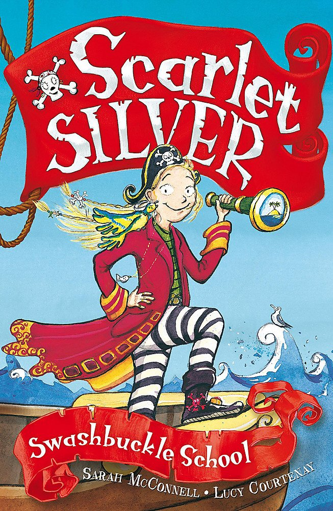 Swashbuckle School (Scarlet Silver) ebook