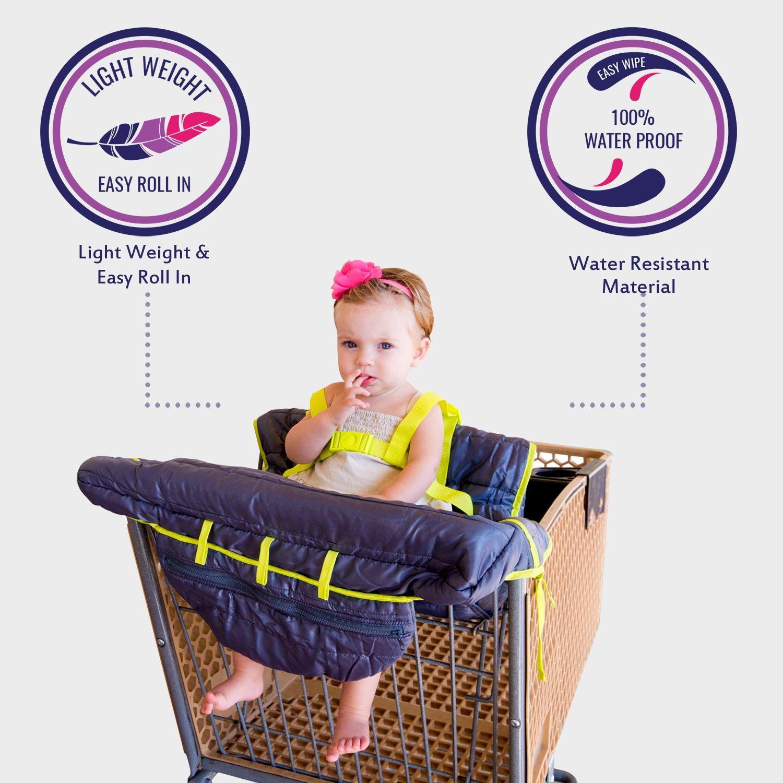 Amazon.com: Nueva carrito de compra (plegable, carro de la ...