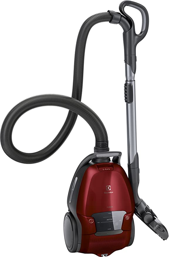 Electrolux aspiradora con saco 550 W Chili Red: Amazon.es: Hogar