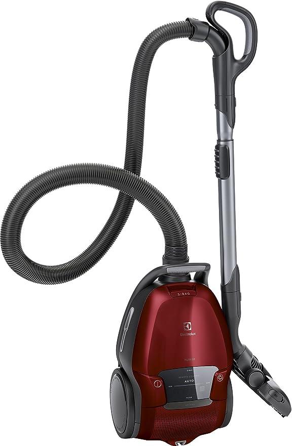Electrolux aspiradora con saco 550 W Chili Red: Amazon.es: Hogar