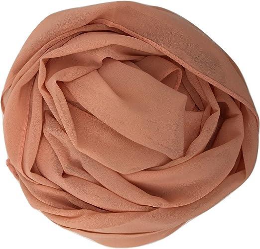 New Extra Large Premium CHIFFON MAXI Plain Hijab Scarf  Headscarf ladies Sarong