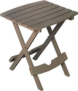 product image for Adams Manufacturing 8500-96-3731, Portobello 8500-96-3700 Plastic Quik-Fold Side Table, Portobe