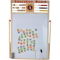 Generic Drawing Board With Mathematical Calculations & English Alphabets