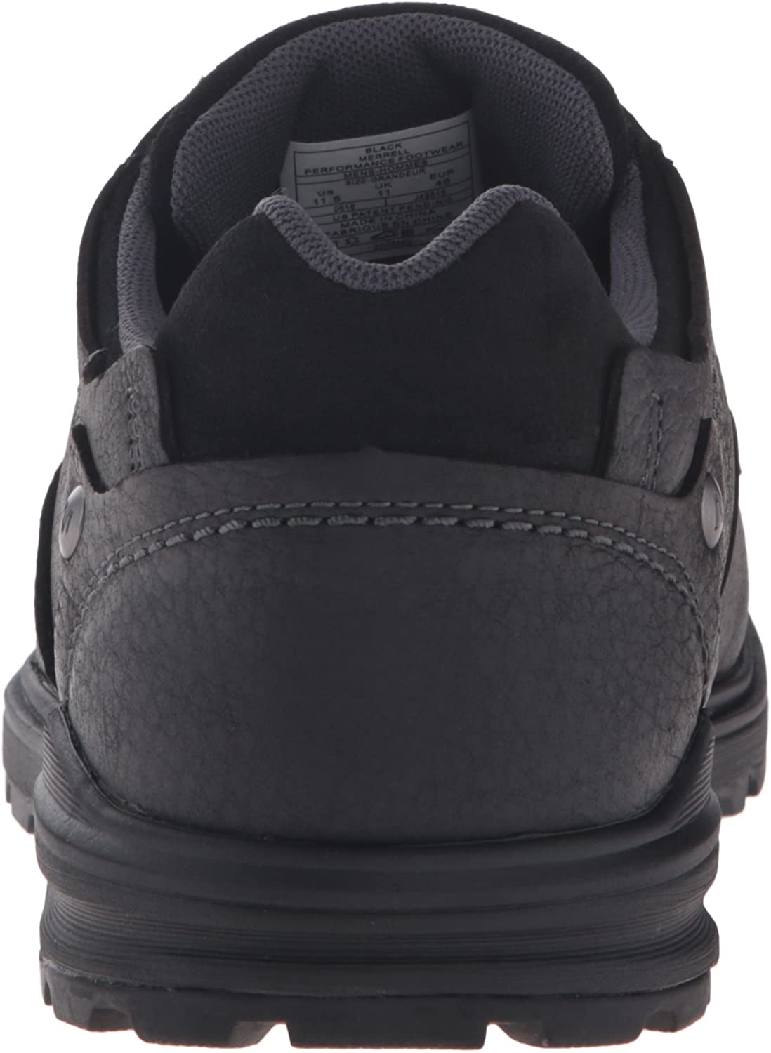 Merrell Mens Brevard Lace Oxford Shoe