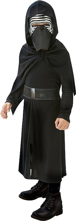 Rubies Star Wars - Disfraz Kylo Ren, para niños, 5-6 años 620260-M ...