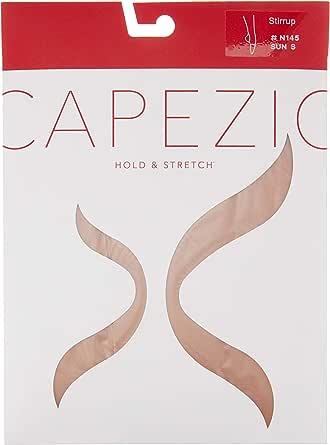 Capezio Women's Hold & Stretch Stirrup Tight