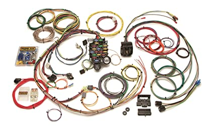 amazon com painless 20101 18 circuit wiring kit automotive rh amazon com Painless Wiring Harness Chevy Truck Painless Complete Wiring Harness