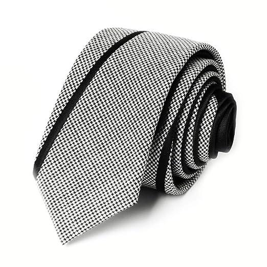 WAVENI Corbata Formal de Color sólido y Bolsillo. Conjuntos de ...