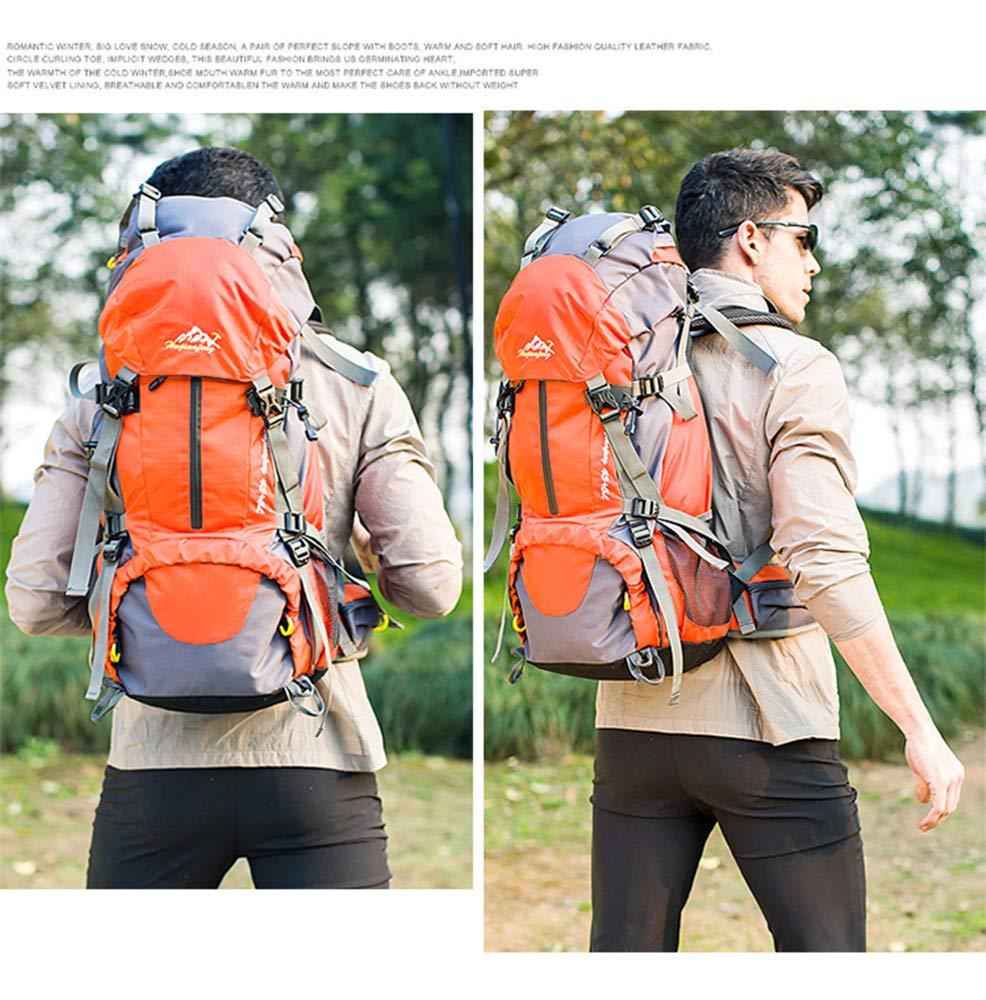 LYLTJ68 LYLTJ68 LYLTJ68 Bergsteigen Rucksack Camping Tasche Halterung Lässig Rucksack für Outdoor-Aktivitäten Reisen Wandern Klettern Große Kapazität Durable Compartment B07QFW4CY7 Trekkingruckscke Hohe Sicherheit ecc148