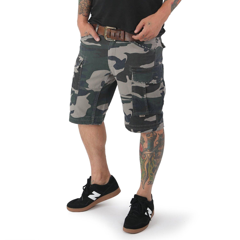 Yakuza - Pantalón Corto - Cargo - Liso - para Hombre