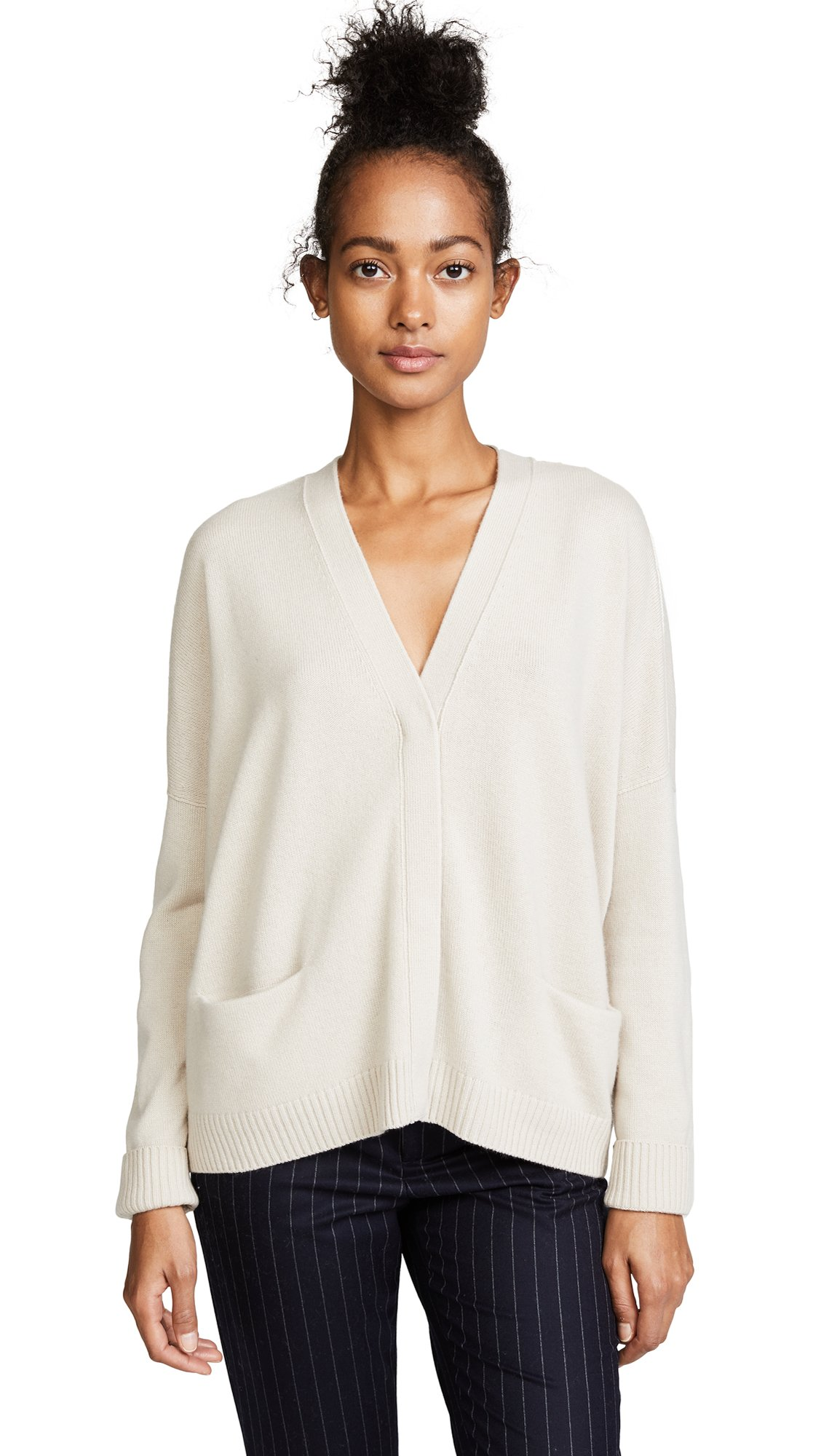 Vince Women's Snap Cardigan, Chalet, Small