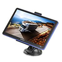 Xgody 886 7'' 8GB Capacitive Touchscreen SAT NAV Car Truck GPS Navigation System Navigator with Lifetime Maps