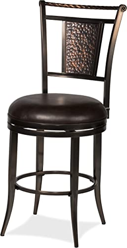 Hillsdale Furniture Hillsdale Parkside Counter Stool, Copper