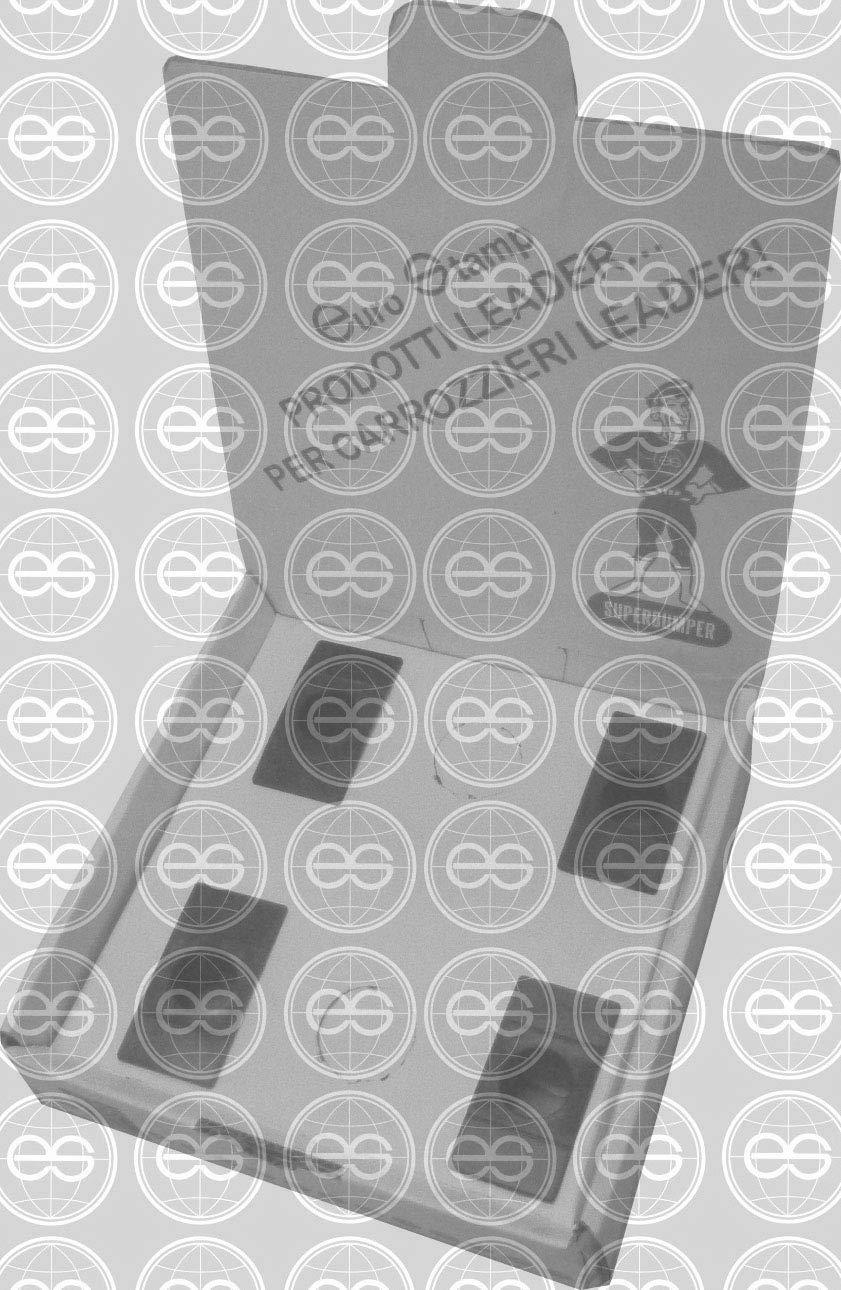 Euro Stamp 153.37.1100/Kit Rack Front Parking Sensors