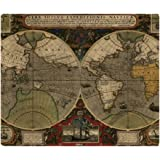 Amazon pure country weavers old world map blanket tapestry cafepress vintage old world map 1595 soft fleece throw blanket 50 gumiabroncs Gallery
