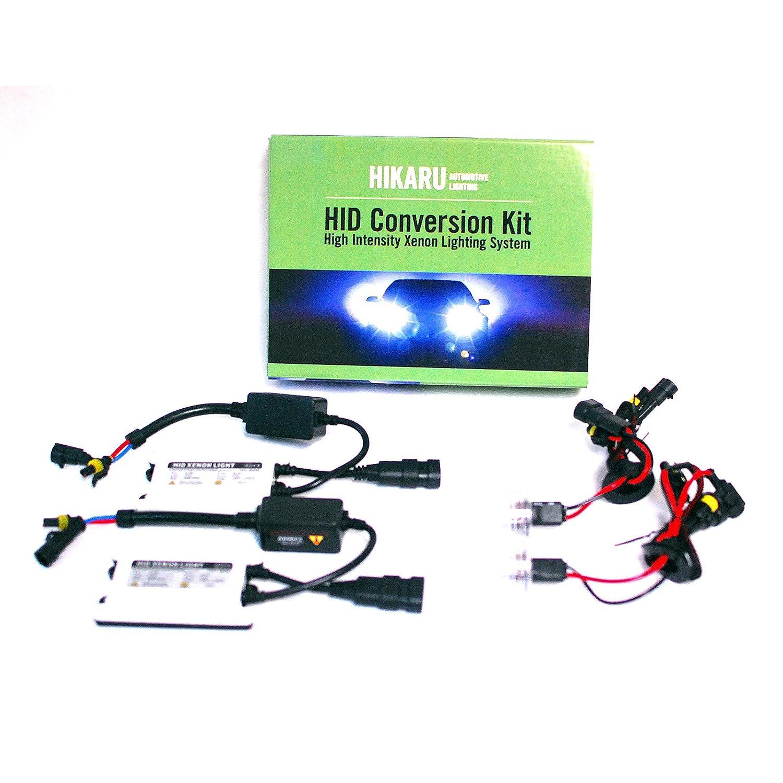 Amazon HIKARU H1 W AC K Light Blue Ultra Slim Xenon HID