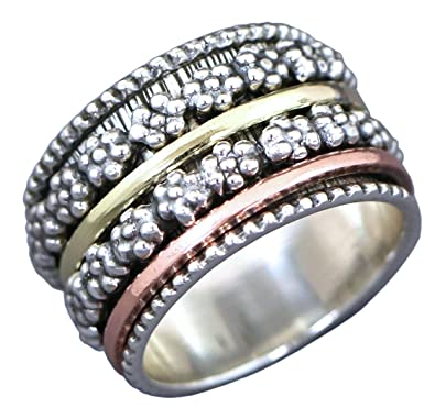 sterling energy with silver product crystals rings ceramic fashion ring