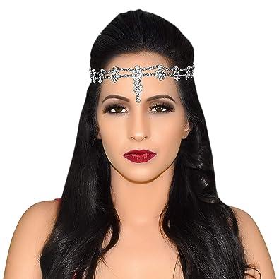Buy Hypnotique Gypsy Costume Fortune Teller Headpiece Hair Jewelry