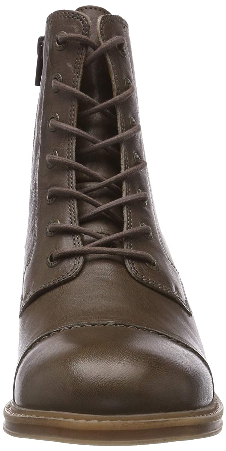 TEN POINTS (Taupe Damen Pandora Stiefeletten Grau (Taupe POINTS 356) c326b2