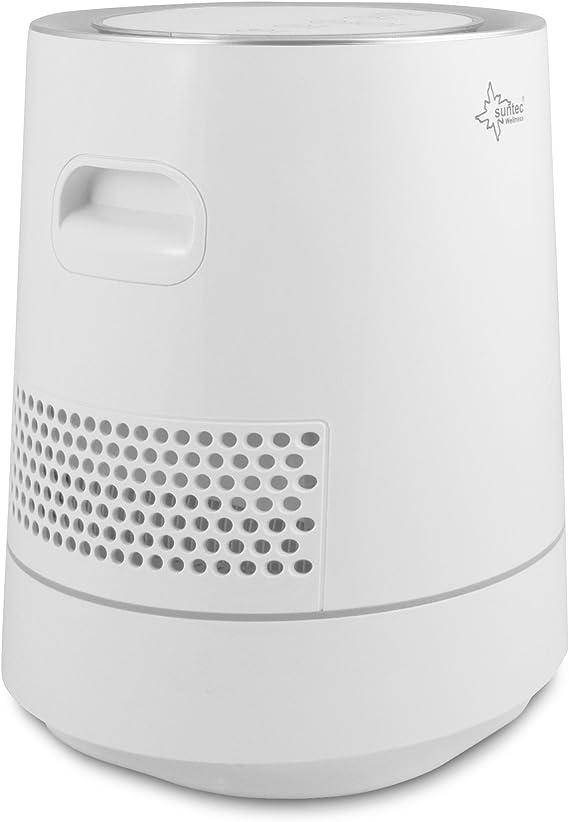 Suntec Wellness 13881 Purificador de aire, 15 W, 240 V, Blanco: Amazon.es: Bricolaje y herramientas