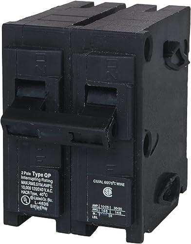 MP290 90-Amp Double Pole Type MP-T Circuit Breaker