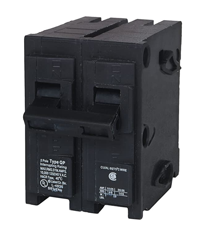 MP270 70-Amp Double Pole Type MP-T Circuit Breaker