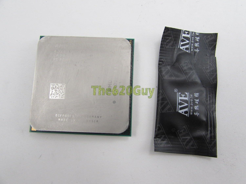 Amazon Com Amd Adx635wfk42gi Athlon Ii X4 635 2 90ghz Socket Am2 Am3 Propus Cpu Processor Computers Accessories