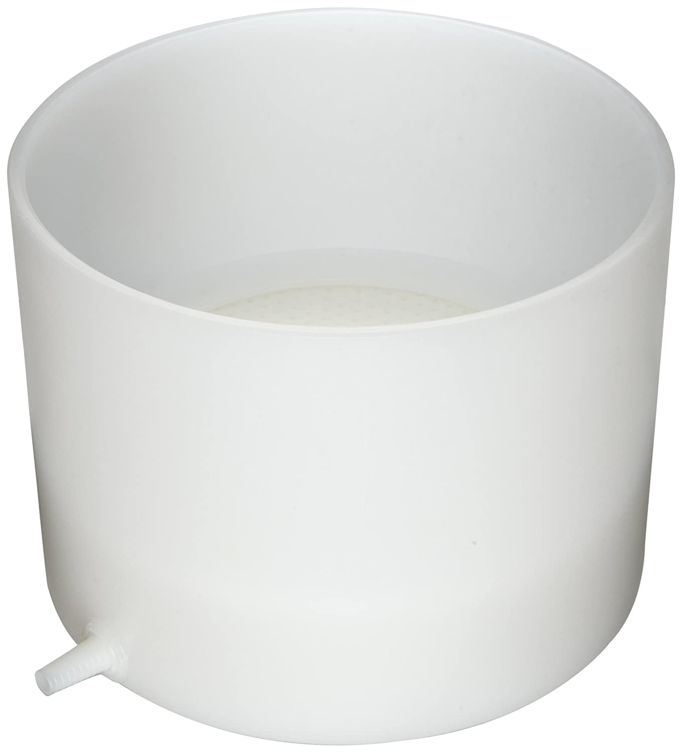 Bel Art Polyethylene Buchner Table Top Funnel with Medium Porosity Removable Plate; 18 in. I.D 11.5 in. Height H14626 3518