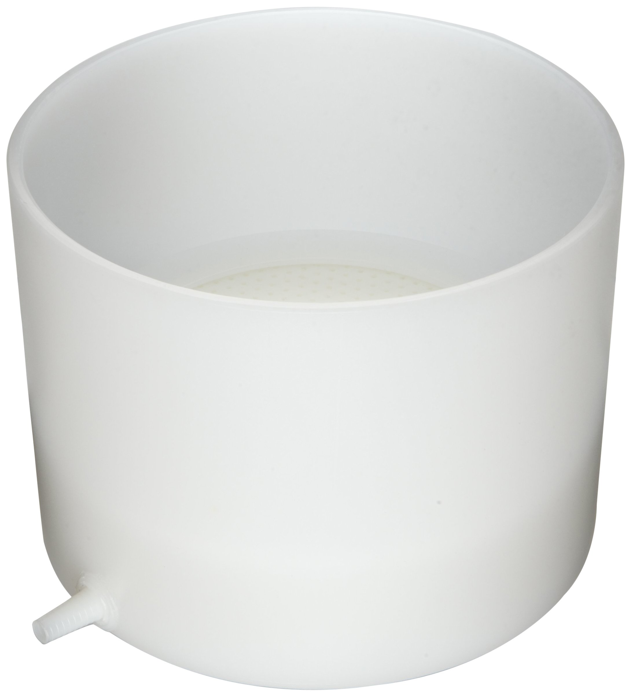 Bel-Art Polyethylene Buchner Table-Top Funnel with Medium Porosity Removable Plate; 18 in. I.D, 11.5 in. Height (H14626-3518)