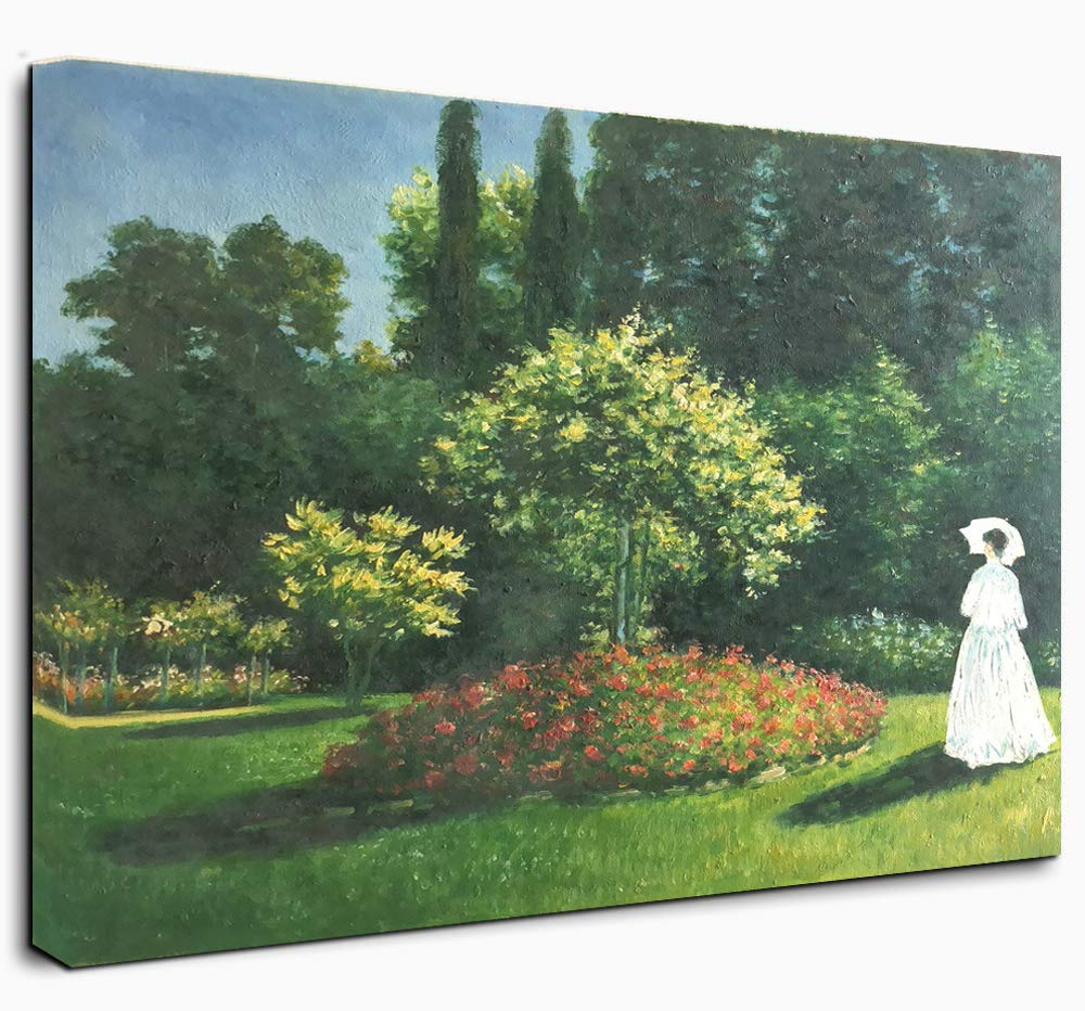 Claude Monet Canvas Wall Art 20