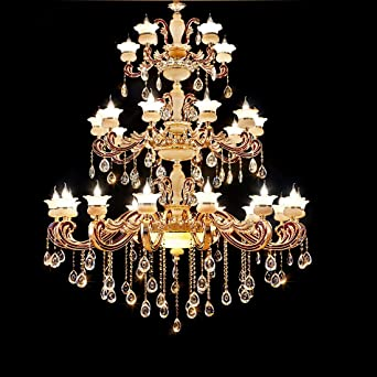 Etonnant Poersi Wrought Iron Chandelier Lighting For Indoor Stairway Lighting  Crystal Diamond Chandelier Long Stair Chandeliers (