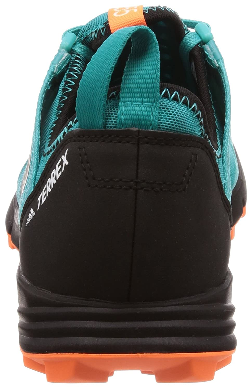 adidas Herren Terrex Agravic Speed Traillaufschuhe, Mehrfarbig (Agalre/Negbás/Naalre 000), 45 1/3 EU