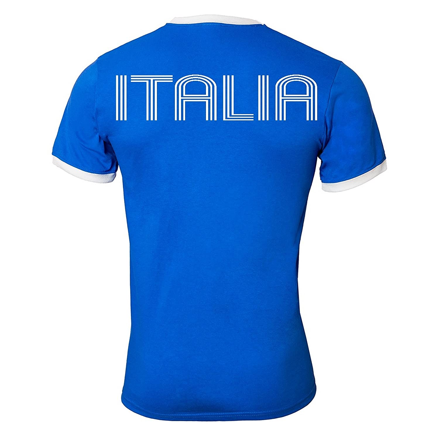Rule Out Camiseta Ropa para fans Italiano Fútbol Equipo italia. Campeones Fútbol supporter. sportswear. casuall - Azul, XX-Large: Amazon.es: Ropa y ...