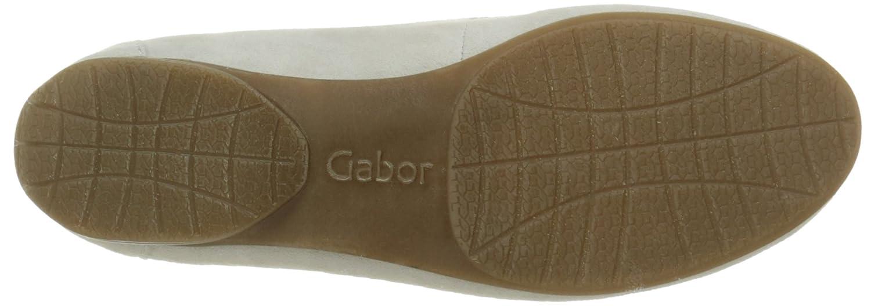 Gabor 44.211 (13 Damen Mokassin Beige (13 44.211 Marmor/Puder) 8f1284