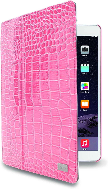 iHome Crocodile-Folio Case for iPad Mini - Retail Packaging - Pink