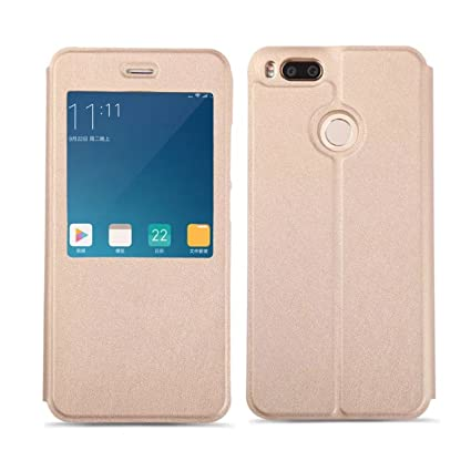 save off 761a2 1ae79 Xiaomi Mi A1 Flip case, Vodex 360 Degree Protection: Amazon.in ...