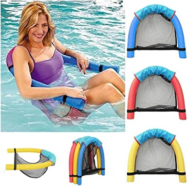 igemy flotante silla Asientos de piscina piscina flotante cama ...