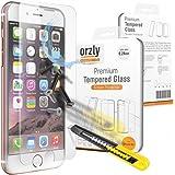 "Orzly® - iPhone 6 Plus (5,5 "") - Prima Cristal Templado Protector de Pantalla - 0,3 mm Protectora para el GRANDE MODELO de iPhone 6 (5.5 inch screen version) Alias: Original Full Size iPhablet from 2014 / Largest iPhone 6 / Big iPhone 6 / etc."