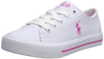 5c70c83fd Polo Ralph Lauren Kids Scholar Sneaker (Little Kid Big Kid)  Buy Online at  Low Prices in India - Amazon.in