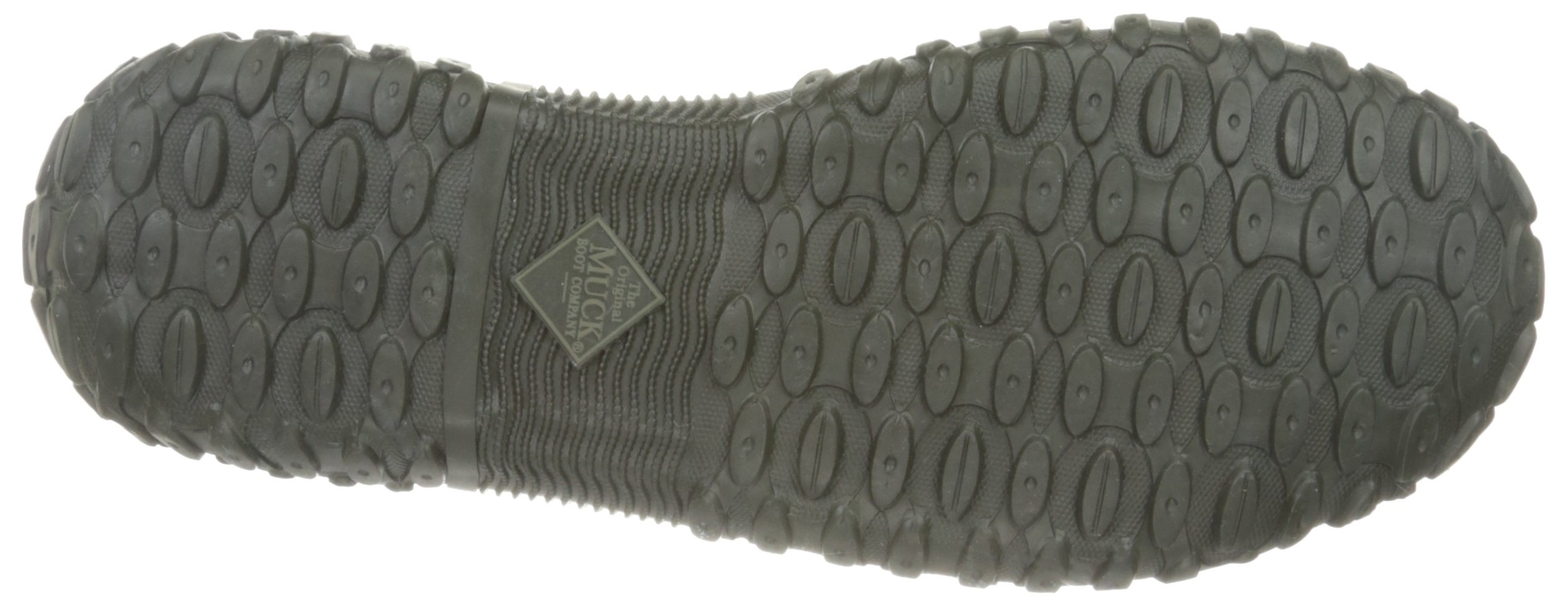 Muckster ll Men's Rubber Garden Shoes,Moss/Green,7 US/7-7.5 M US by Muck Boot (Image #3)