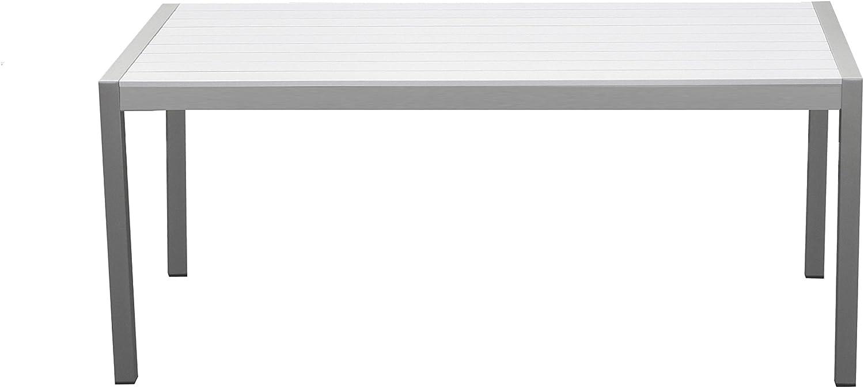 Gray Pangea Home X-DAVID-9PC Gry David 9 Piece Patio Set