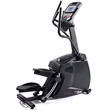 SOLE Fitness SC200 Elliptical Stepper| Elliptical Stepper Hybrid Fitness  Equipment For Home Gym, Joint