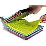 (イージースタックス) EZSTAX 衣類 収納 棚 ケース 仕切り 20枚組 【正規品】
