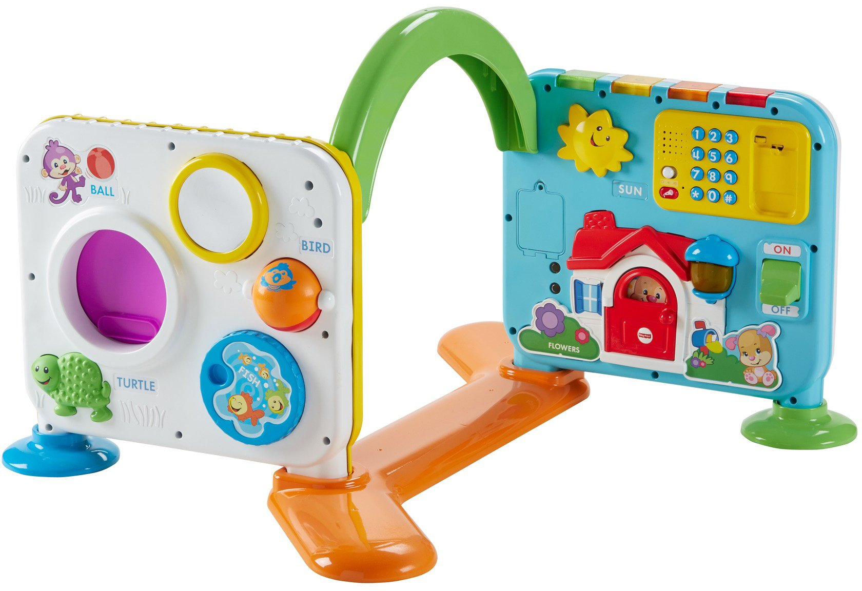 Fisher-Price Laugh & Learn Crawl-Around Learning Center by Fisher-Price (Image #4)